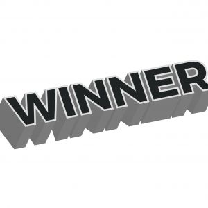 winner stamp. winner square grunge sign. winner