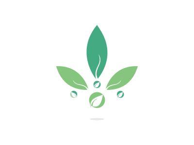Spa logo lotus wellness salon and business spa logo. Fitness and Health logo design template.
